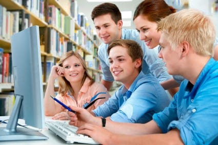 Cloud Computing For Teenage Students