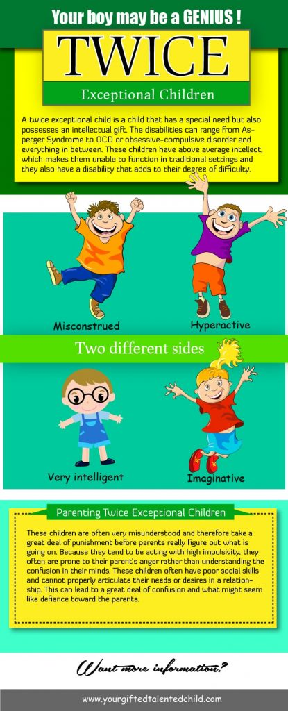 Twice Exceptional Children
