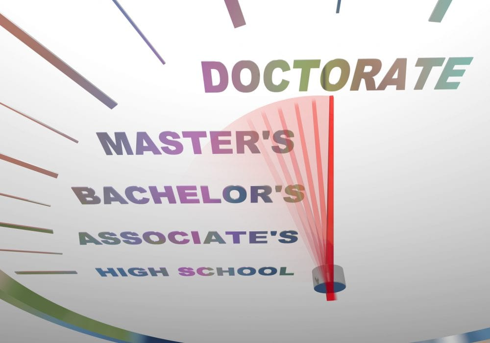 Finding The Best Online Doctorate Degrees