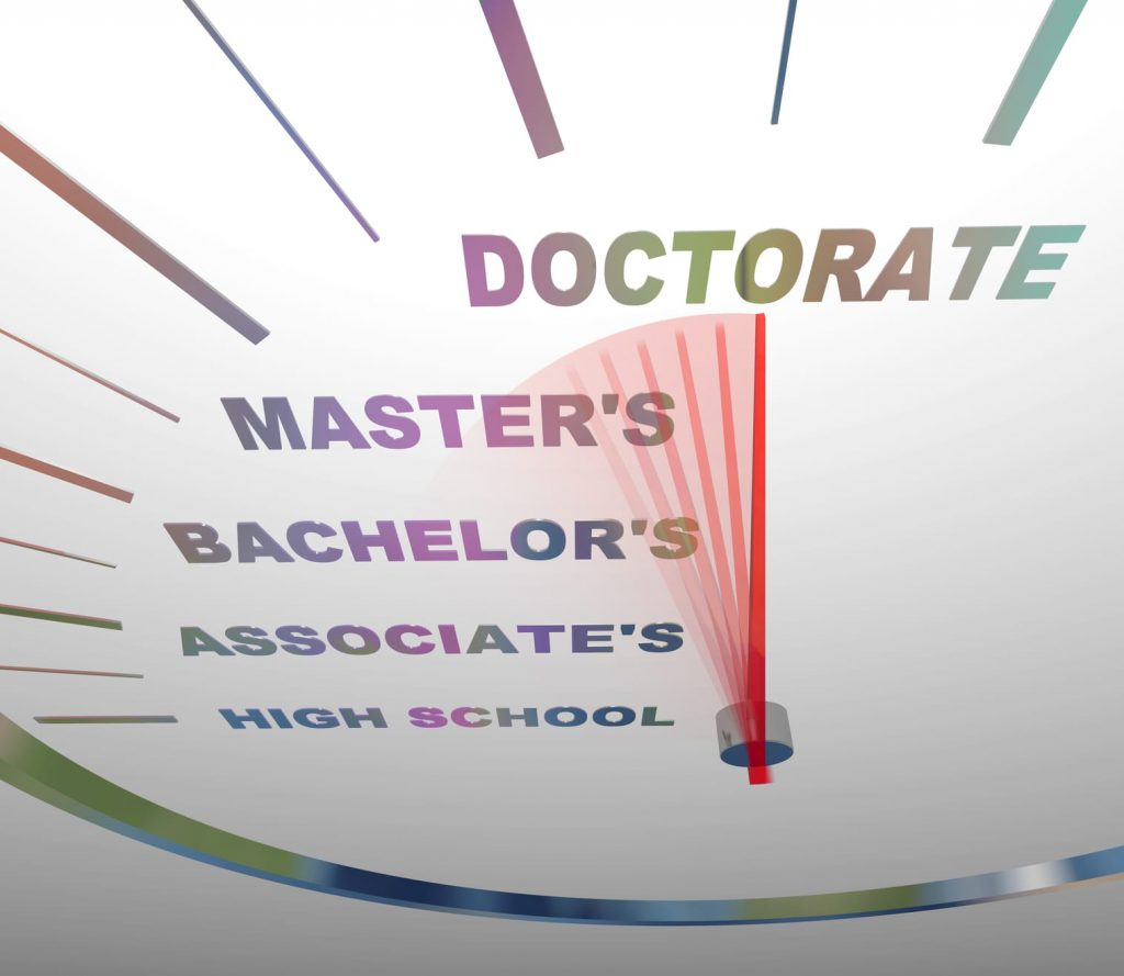 Online Doctorate Degrees