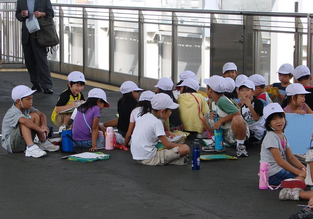 How The K12 Education System In Japan Works
