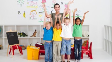 A New Way To Think About Early Childhood Education