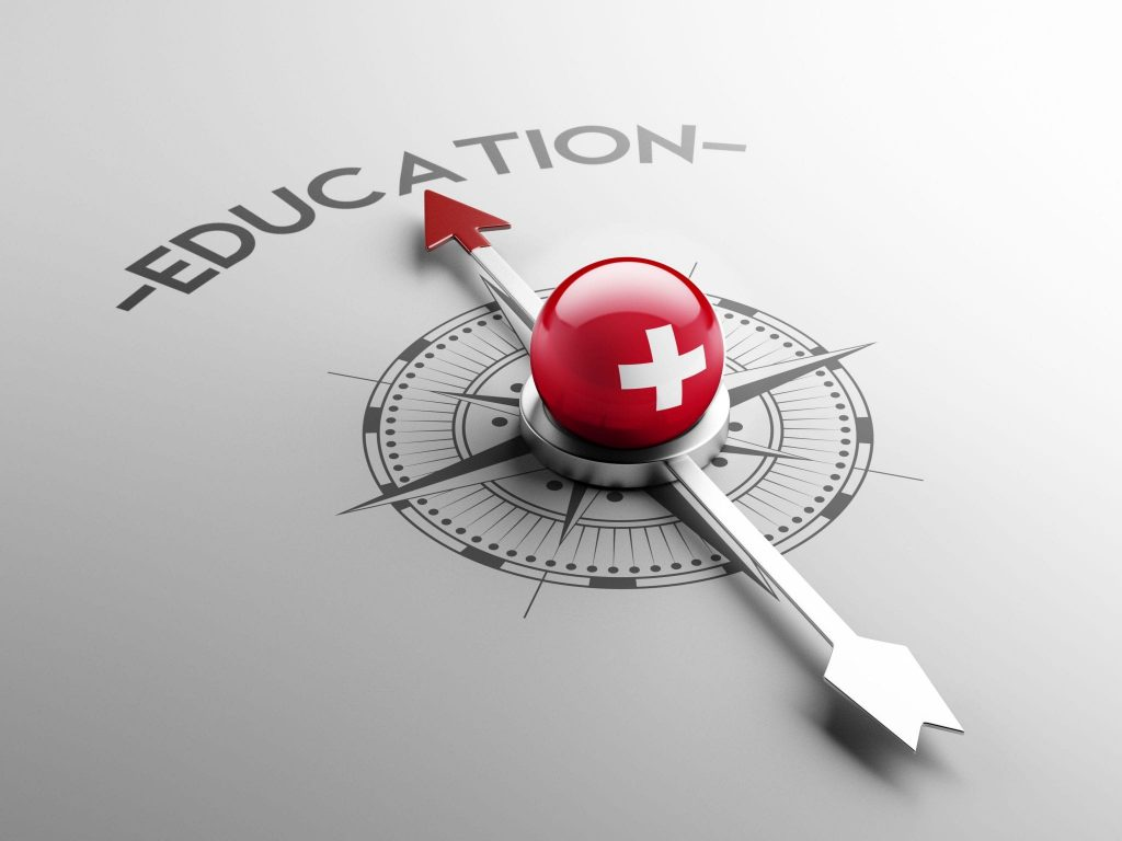 Implementation Of K12 Education in Switzerland